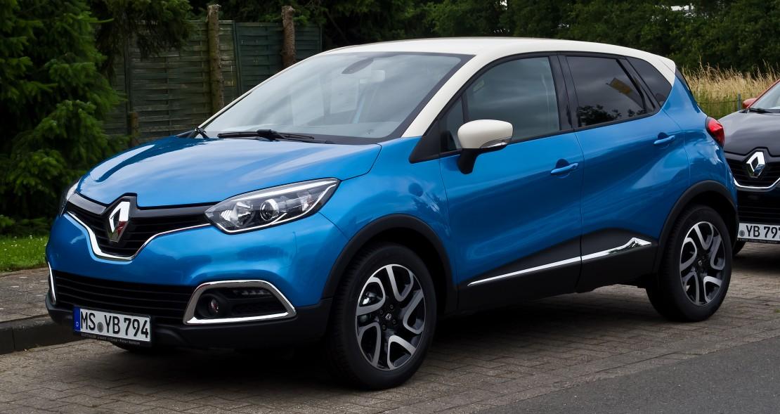 Renault_Captur_Luxe_ENERGY_TCe_90_Start_&_Stop_eco²_–_Frontansicht,_10._Juli_2013,_Münster_(1)