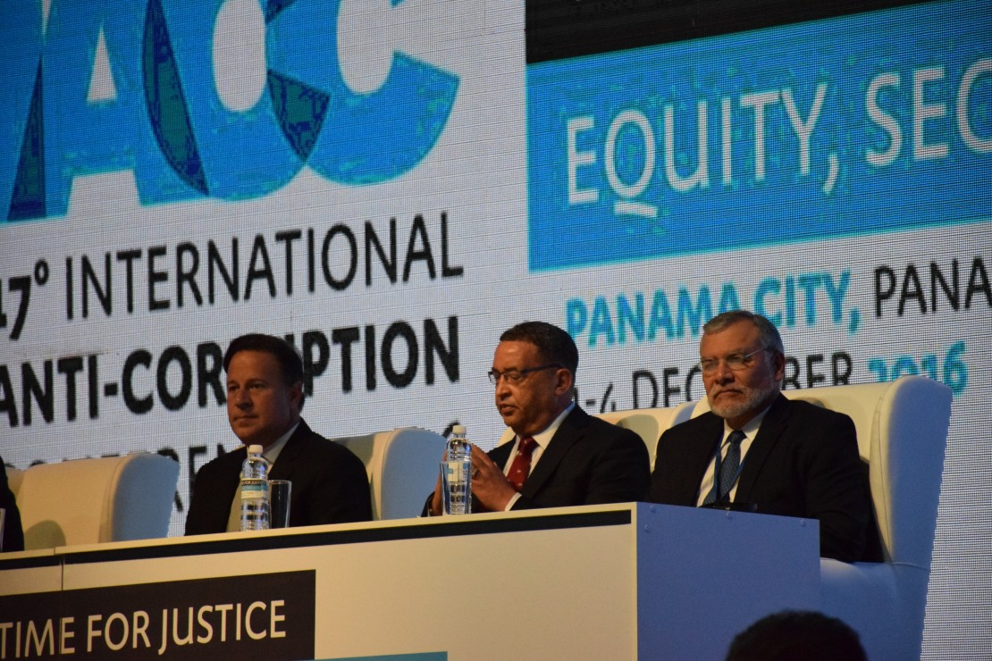 IACC opening session