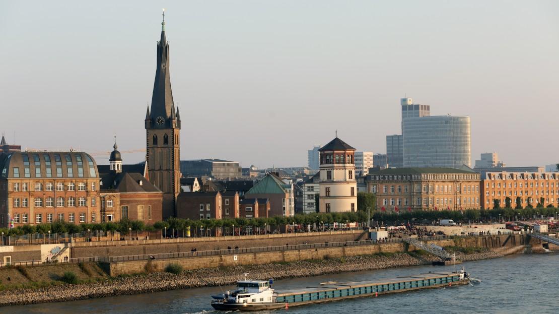 Fotos für den Relaunch www.duesseldorf.de -