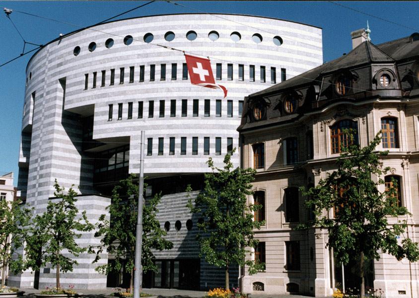 Botta1 BIS Basel