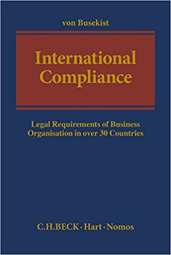 Cover - international compliance