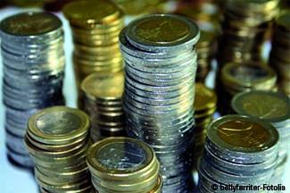 Euromünzen (Symbolbidl)