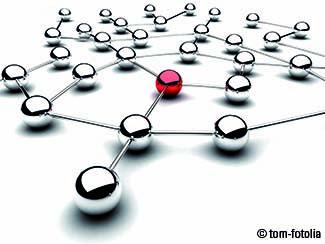 Netzwerk (Symbolbidl)
