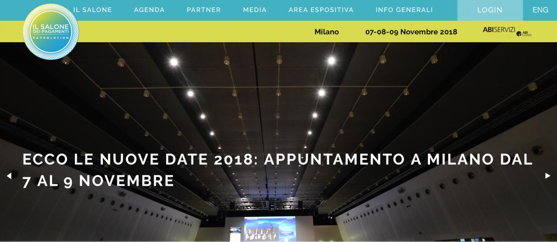Salone Pagamenti 2018