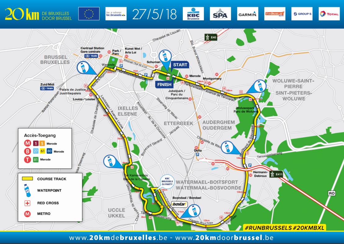 Track 20kmBrussels2018
