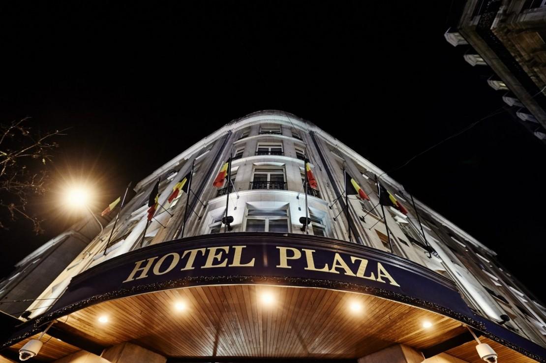 facade-Le Plaza