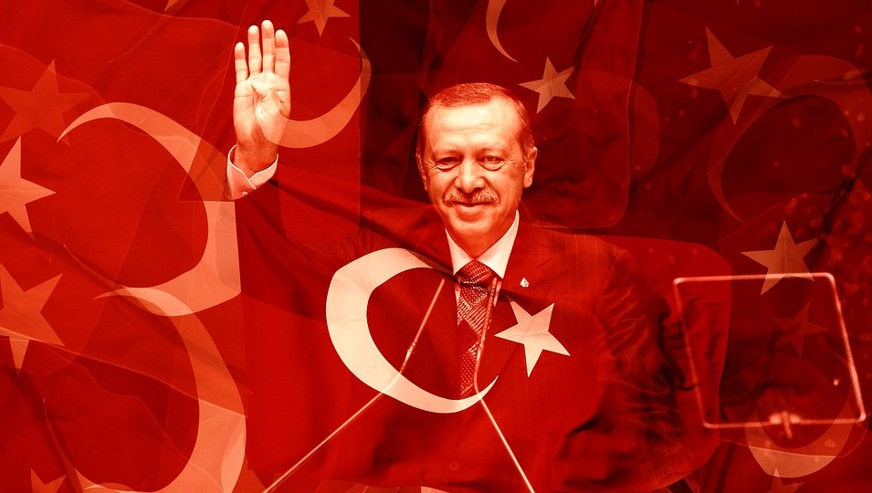 Demokratie Choice Erdogan Vote Turkey Politician